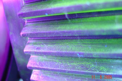 Magnetisch onderzoek UV 9